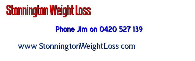Stonnington Weight Loss